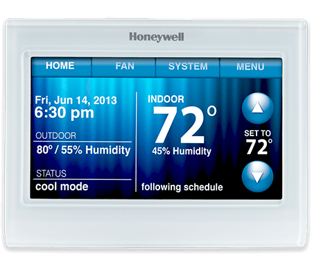 Wi-Fi 9000 7-Day Programmable Thermostat