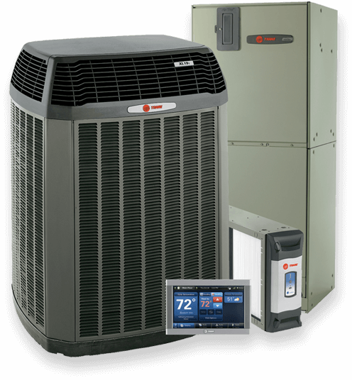 Trane HVAC & Heat Pumps Chester County PA