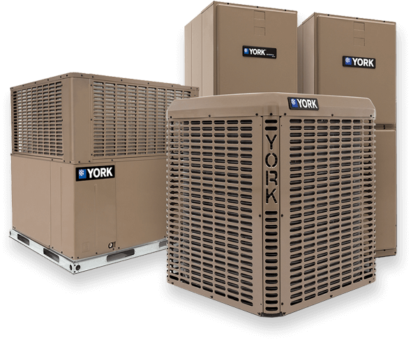 York Heating & Cooling Systems